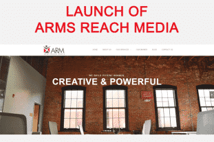 LAUNCH OF ARMS REACH MEDIA